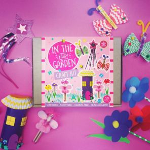 The Amazing Craft Company_Into The Fairy Garden_Box_Craft