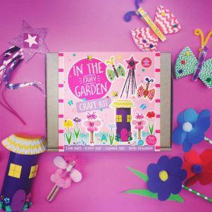 The Amazing Craft Company_Into The Fairy Garden_Box_Craft