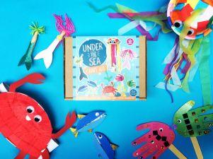 The Amazing Craft Company_Under The Sea_Box_Craft
