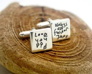 handwriting-cufflinks-1